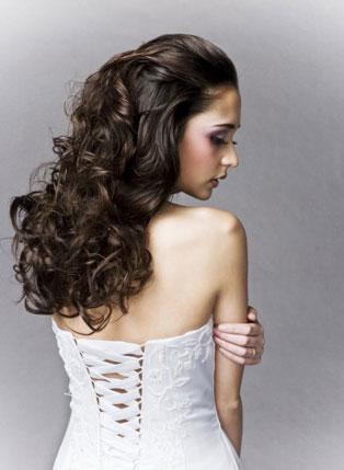 Лёгкие причёски для средних волос своими руками